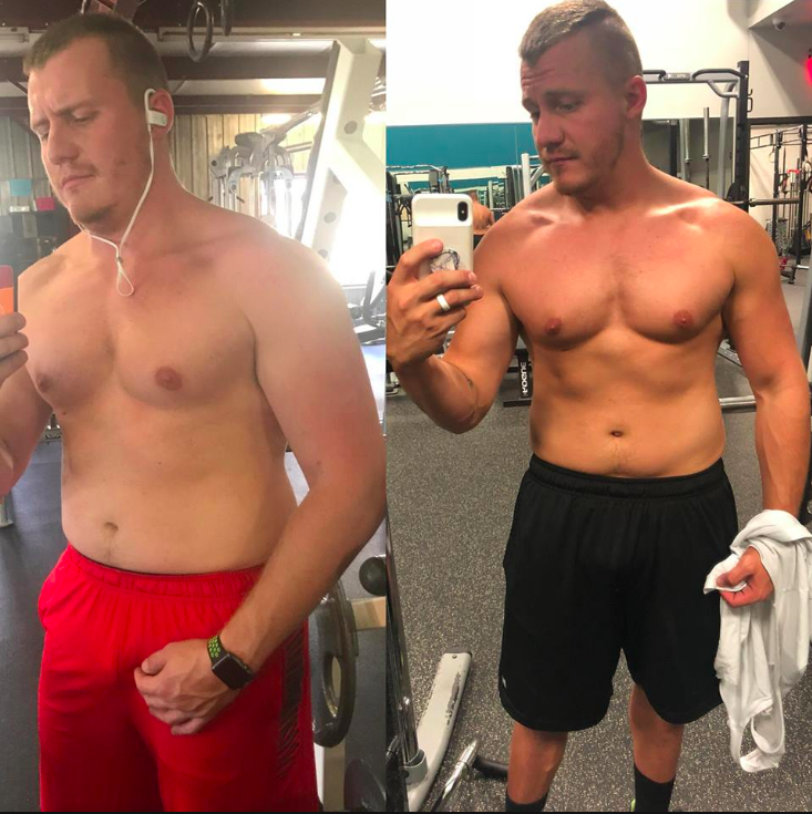 MH Cody Sloan Transformation